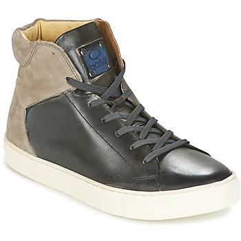 Sapatos Homem Botas baixas Base London JARRETT Cinza
