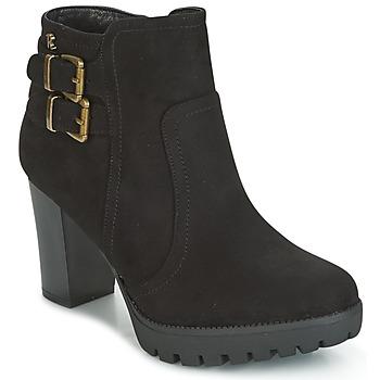 Sapatos Mulher Botins Refresh CALI Preto