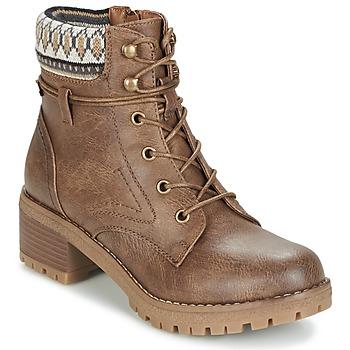 Sapatos Mulher Botas baixas Refresh YELLOWSTONE Toupeira