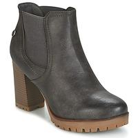 Sapatos Mulher Botins Refresh PALLOMA Cinza
