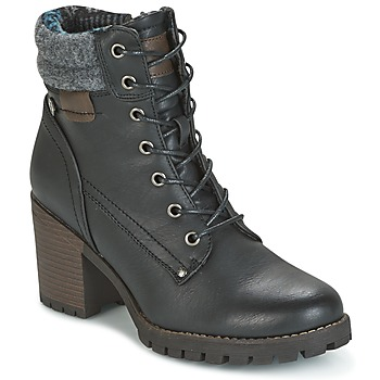 Sapatos Mulher Botins Refresh MARVILLE Preto