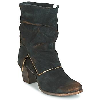 Sapatos Mulher Botas Papucei JAYNA Preto