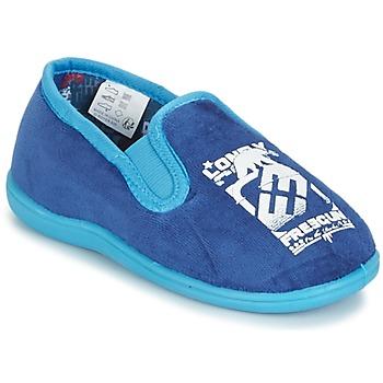 Sapatos Rapaz Chinelos Freegun FG NADAM Azul