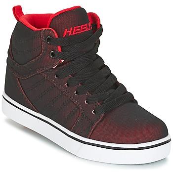 Sapatos Rapaz Sapatilhas com rodas Heelys UPTOWN Preto / Vermelho