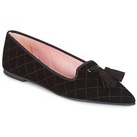 Sapatos Mulher Sabrinas Pretty Ballerinas  Preto