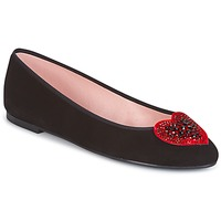 Sapatos Mulher Botins Pretty Ballerinas  Preto
