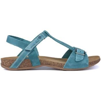 Sapatos Mulher Sandálias Interbios SANDÁLIAS DE  AFRODITE 4462 JEANS