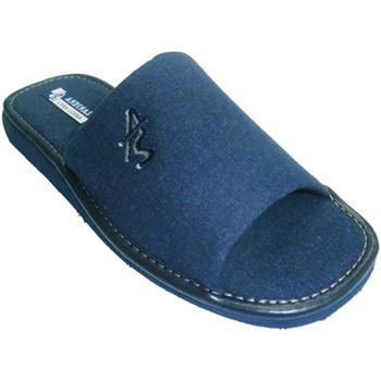 Sapatos Homem Chinelos Andinas Chinelos de dedo aberto na marinha cavaleiro Andina azul