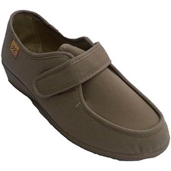 Sapatos Mulher Sapatilhas Doctor Cutillas Muito ampla sapatos pé de velcro muito d beige