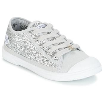 Sapatos Rapariga Sapatilhas Le Temps des Cerises BROOK Prata