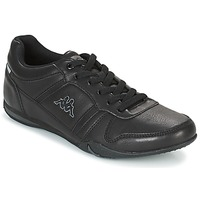 Sapatos Homem Sapatilhas Kappa PARHELIE Preto / Cinza
