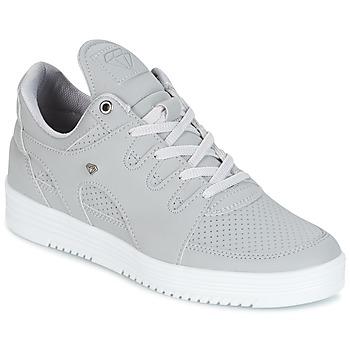 Sapatos Homem Sapatilhas Cash Money STATES Cinza / Branco
