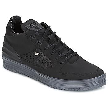 Sapatos Homem Sapatilhas Cash Money STATES Preto / Cinza