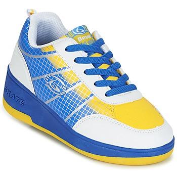 Sapatos Criança Sapatilhas BEPPI LOVINO Amarelo / Azul