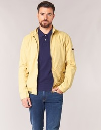 Textil Homem Jaquetas Tommy Jeans THDM BASIC HARRINGTON Bege