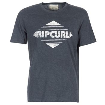 Textil Homem T-Shirt mangas curtas Rip Curl BIG MAMA DIAMOND Preto