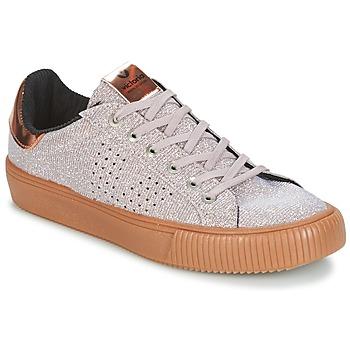 Sapatos Mulher Sapatilhas Victoria DEPORTIVO LUREX Cinza