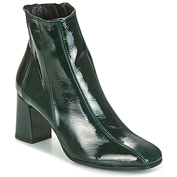 Sapatos Mulher Botins Paco Gil WINNER Verde / Escuro