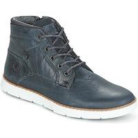Sapatos Homem Sapatilhas de cano-alto Bullboxer BERNIE Azul