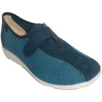 Sapatos Mulher Sapatilhas Doctor Cutillas Mulher esportes sapato tipo céu aberto D azul