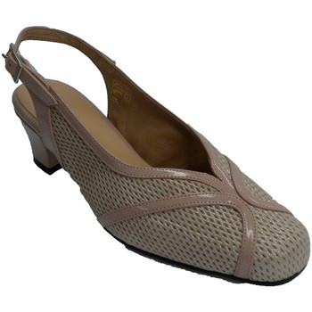Sapatos Mulher Escarpim Trebede vestido sapatos slingback mulher  em Beig beige