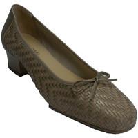 Sapatos Mulher Escarpim Roldán As mulheres vestem manoletinas trançado oro