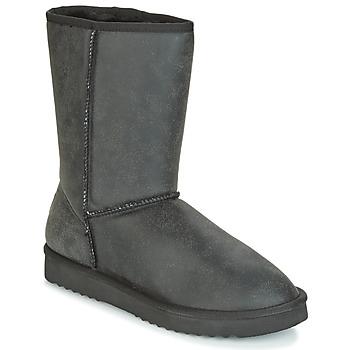 Top Way B093043-B6600 Negro - Chaussures Botte ville Femme