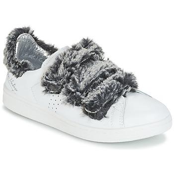 Sapatos Mulher Sapatilhas Ippon Vintage FLIGHT POLAR Branco / Cinza
