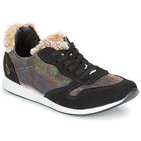 Sapatos Mulher Sapatilhas Ippon Vintage RUN SNOW Preto / Cobre