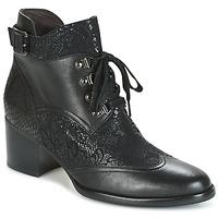 Sapatos Mulher Botins Mam'Zelle IMAZA Preto