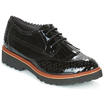 Sapatos Mulher Sapatos Mam'Zelle ROSEAU Preto