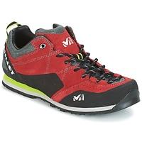 Sapatos Homem Sapatos de caminhada Millet ROCKWAY Verde