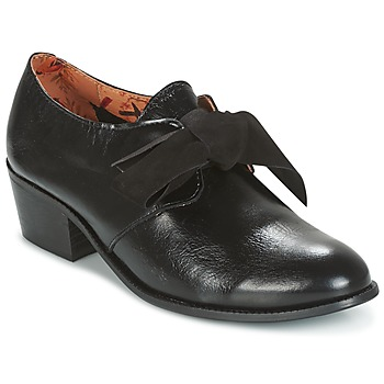 Sapatos Mulher Sapatos Miss L'Fire GINGER Preto