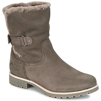 Sapatos Mulher Botas baixas Panama Jack FELIA Cinza