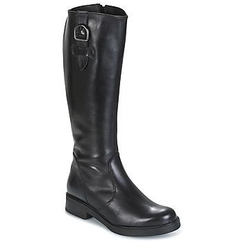 Sapatos Mulher Botas Samoa 53245-NERO Preto