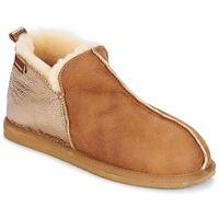 Sapatos Mulher Chinelos Shepherd ANNIE Conhaque