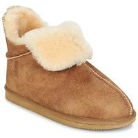 Sapatos Mulher Chinelos Shepherd DANA Castanho