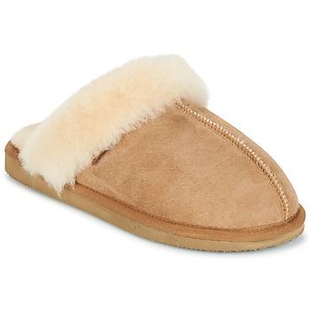 Sapatos Mulher Chinelos Shepherd JESSICA Castanho