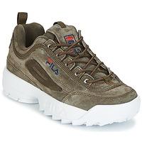 Sapatos Mulher Sapatilhas de cano-alto Fila DISRUPTOR S LOW WMN