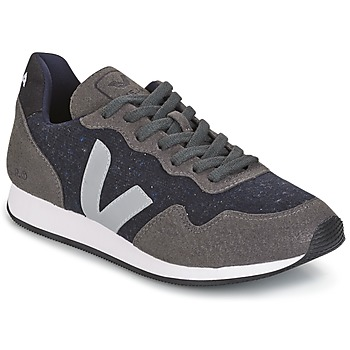 Sapatos Mulher Sapatilhas Veja SDU Cinza / Escuro