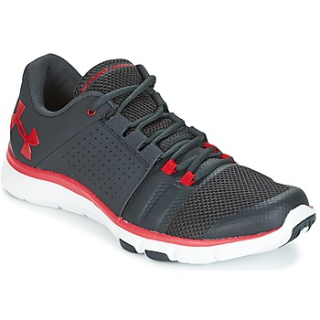 Sapatos Homem Fitness / Training  Under Armour UA STRIVE 7 Cinza