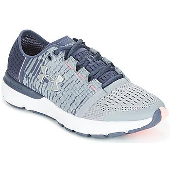 Sapatos Mulher Sapatilhas de corrida Under Armour UA W SPEEDFORM GEMINI 3 GR Prata