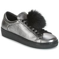 Sapatos Mulher Sapatilhas Tosca Blu CERVINIA POM PON Prata