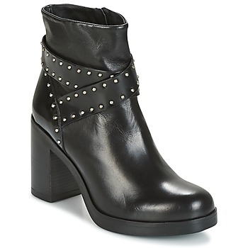 Sapatos Mulher Botins Tosca Blu ST.MORITZ Preto