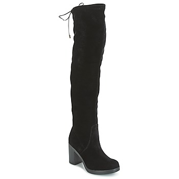 Sapatos Mulher Botas altas Tosca Blu ST MORITZ Preto