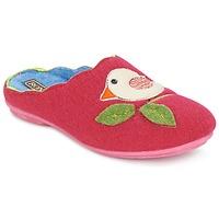 Sapatos Mulher Chinelos Rondinaud RESTONICA Fúchsia