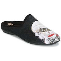 Sapatos Mulher Chinelos Rondinaud MOSELOTTE Preto