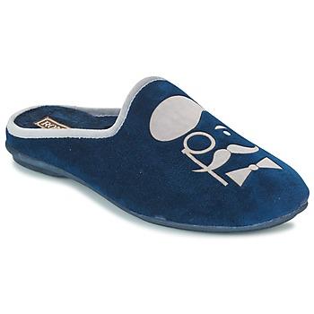 Sapatos Homem Chinelos Rondinaud BAYEUX Marinho