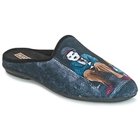 Sapatos Homem Chinelos Rondinaud CHERAN Preto