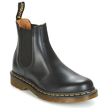 Sapatos Botas baixas Dr Martens 2976 Preto
